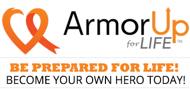 ArmorUp for LIFE – BE PREPARED FOR LIFE! | BECOME YOUR OWN HERO TODAY! -